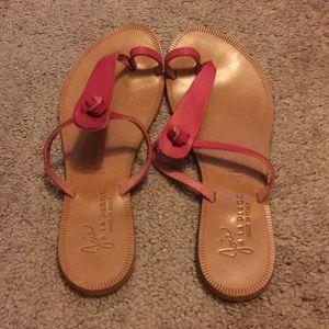 Joie bougainvillea rivage sandals. Size 37.